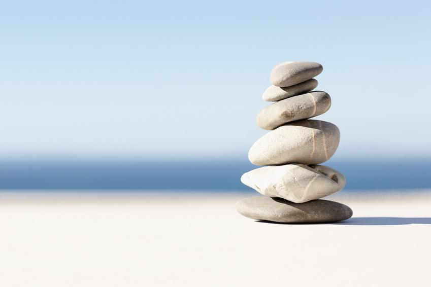 Was Balance mit Ziele erreichen zu tun hat