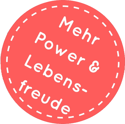 Power-Up-Stempel: Mehr Power & Lebensfreude